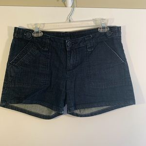 Buffalo David Button demin Shorts